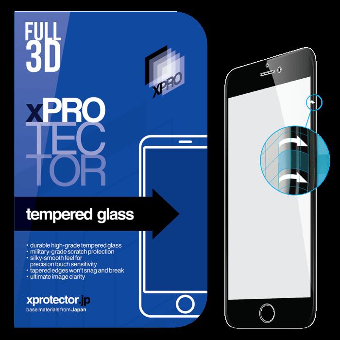 Xpro 3D uvegfolia