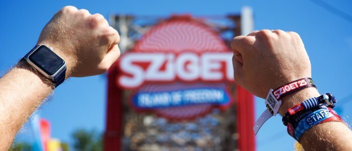 SZIGET - Festipay