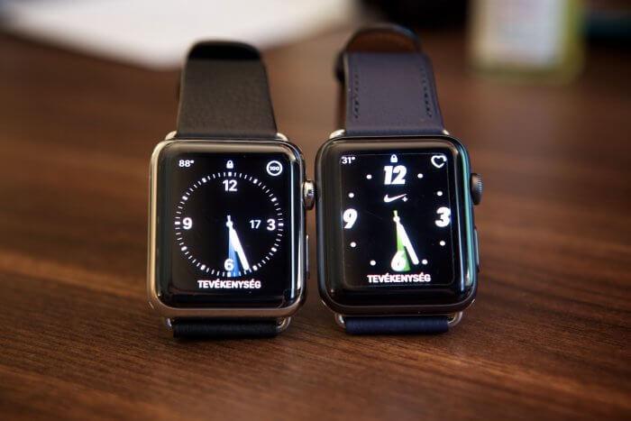 Új generációs Apple Watch fólia