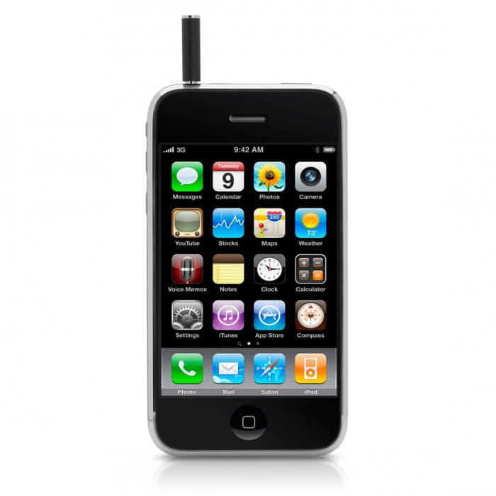iPhone 3G jack TTY adapter