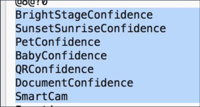 iPhone 8 okos kamera, avagy SmartCam