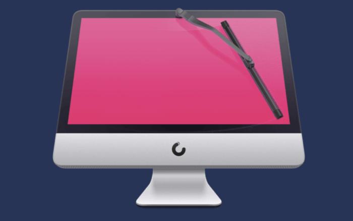 CleanMyMac 3 Mac-re