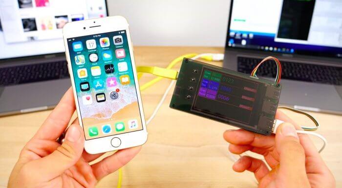 iPhone 7 jelkód feltörése