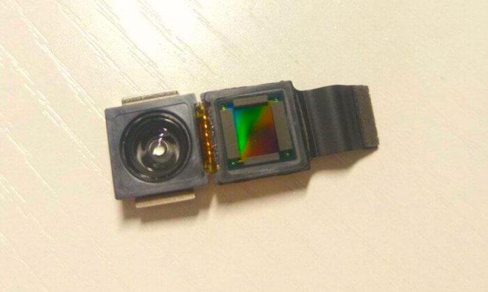 iPhone 8 3D kamera modul és szenzor