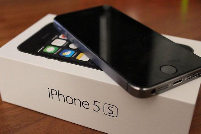 iPhone 5s, iOS 11 sebesség