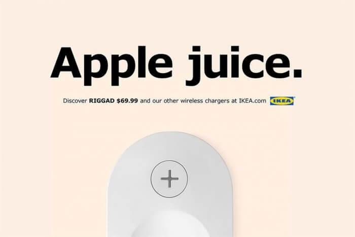 IKEA vezeték nélküli termékek kampány az iPhone 8, 8 Plus és iPhone X-hez