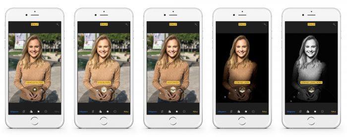 iPhone 8 Plus és iPhone X új Portrémegvilágítások