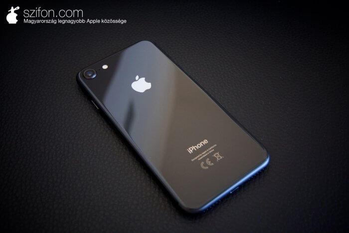 iPhone 8 teszt, vélemény