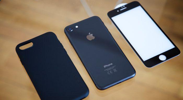 iPhone 8 XPRO üvegfólia és TPU tok