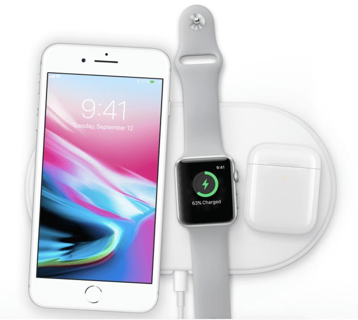 AirPower – Apple vezeték nélküli töltő