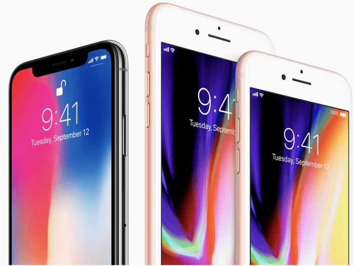 iPhone X és iPhone 8, 8 Plus gyorstöltés
