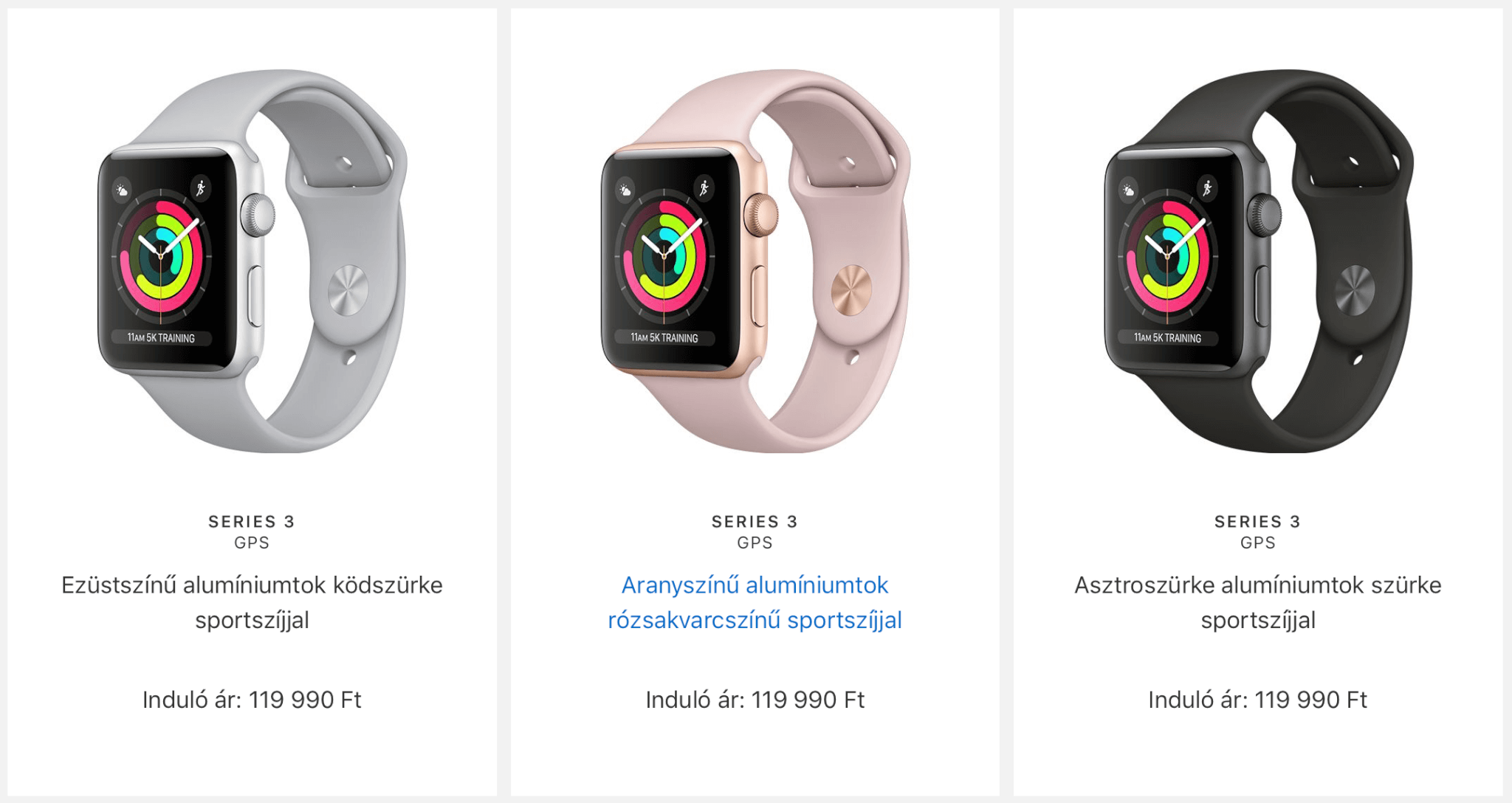 Kipróbáltuk az LTE Apple Watch Series 3-at – vélemény - Szifon.com 5ac5f3559a
