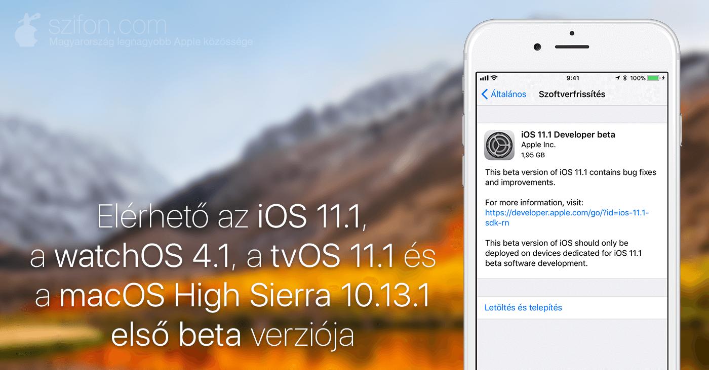 macos high sierra 10 13 4