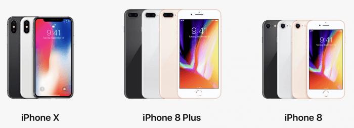 iPhone 8 vagy iPhone X - melyiket vásároljam meg?