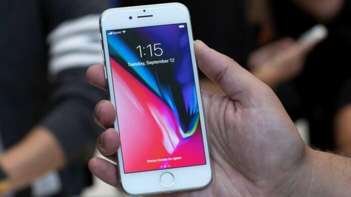iPhone 8 és 8 Plus videók