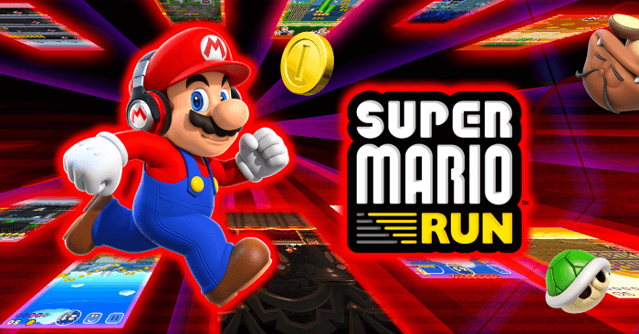 Super Mario Run frissítés borítókép