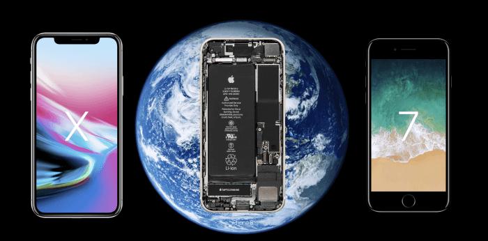 Az iPhone-ok belső felépítése