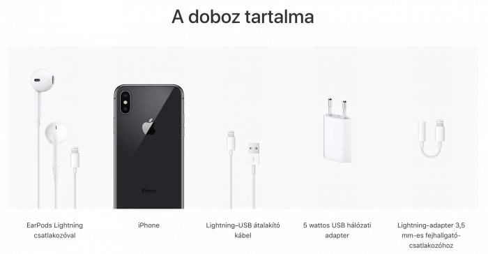 iPhone X tartozékok