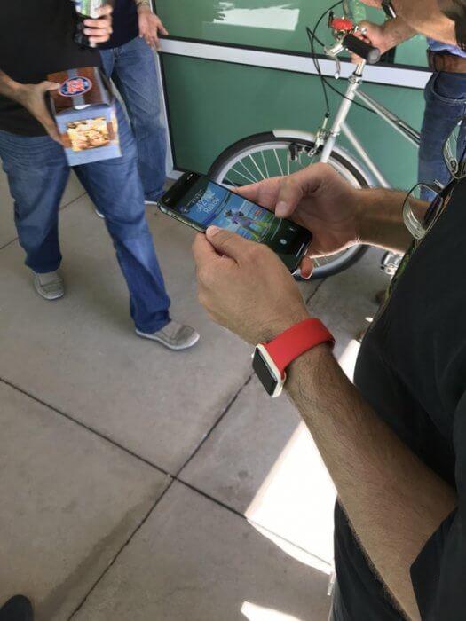 iPhone X pokémon