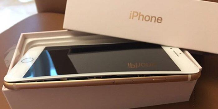 iPhone 8 Plus akkumulátor felpúposodás