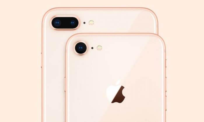 iPhone 8, 8 Plus kamera teszt