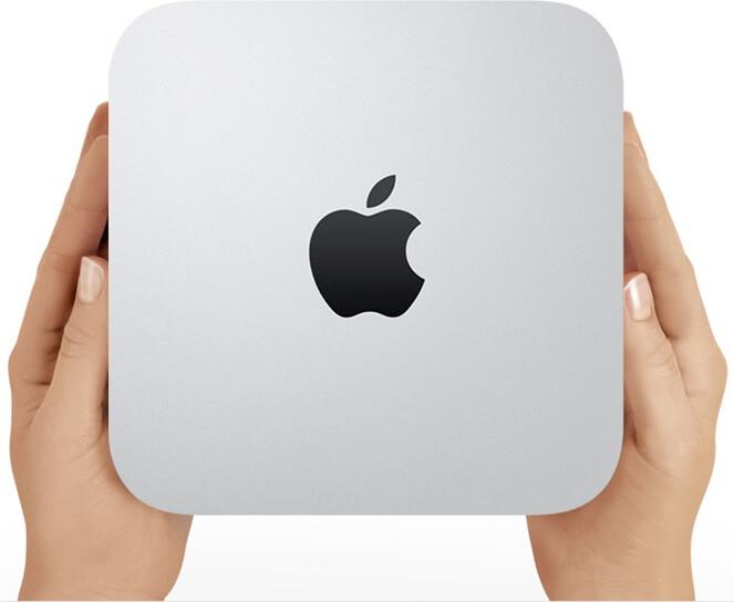 Mac mini frissítés