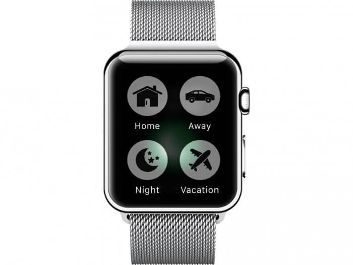 Vera Apple Watch és iPhone támogatás