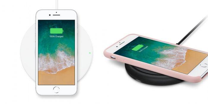 iOS 11.2 gyorsabb vezeték nélküli töltés
