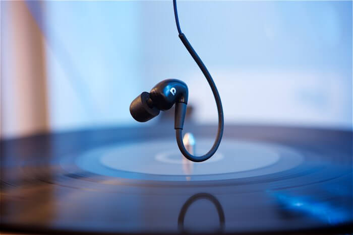 AudioFly AF100W vezeték nélkül fülhallgató