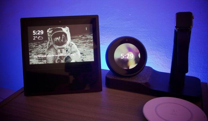 Amazon Echo Spot és Amazon Echo Show vélemény