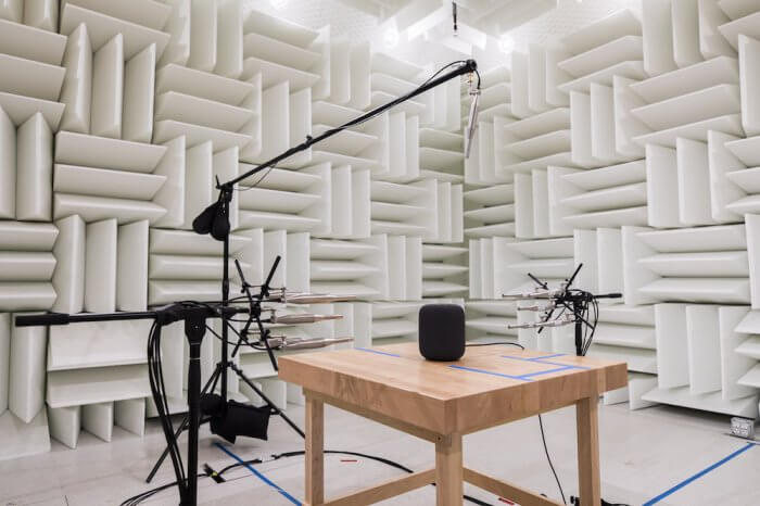 HomePod Audio Lab