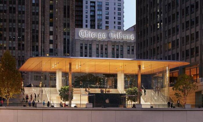 Apple Store - Chicago
