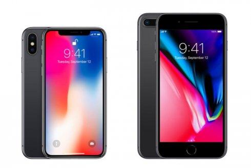 iPhone 8 és X