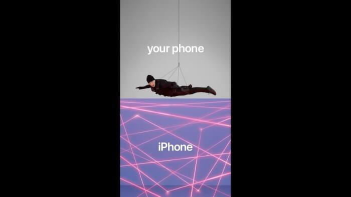Apple reklám