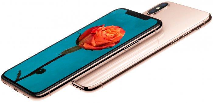 Arany iPhone X