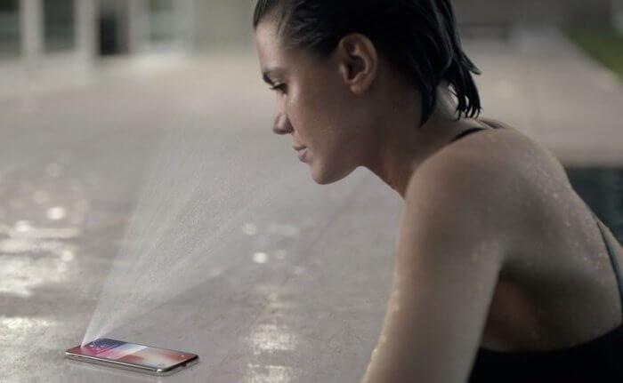 Az iPhone X 3D-s arcfelismerése