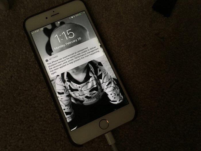 iPhone 6 lassítás – iOS 11.3