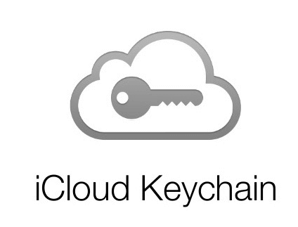 iCloud Kulcskaria, Keychain