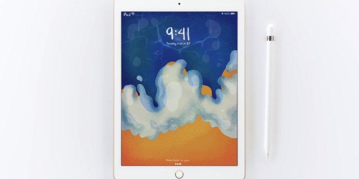 iPad 2018 6. generáció
