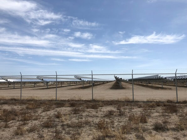 A Fort Churchill napenergia projekt 20 megawatt tiszta energiát biztosít az Apple Reno-i adatközpontjának.