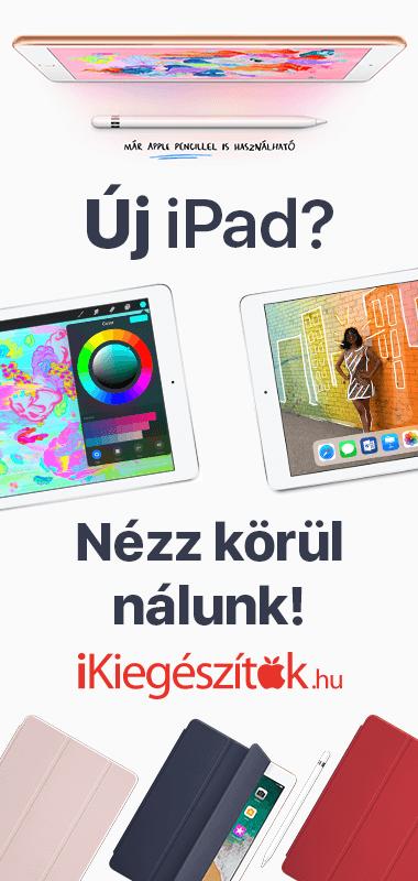 iPad 2018 termékek