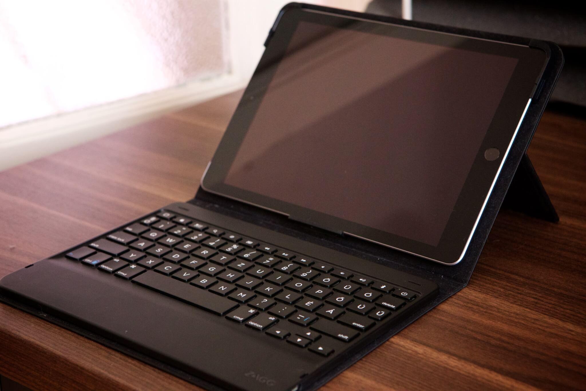 847a097c02ed Billentyűzetes tokot keresel az új, 2018-as iPadhez? Zagg! - Szifon.com