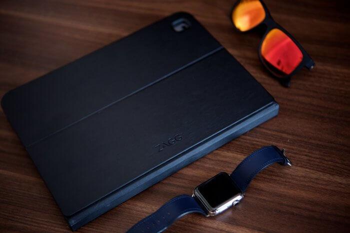 Zagg messenger fólia iPad billentyűzet