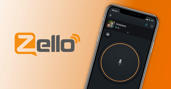 Zello - digitális walkie talkie iPhone-ra