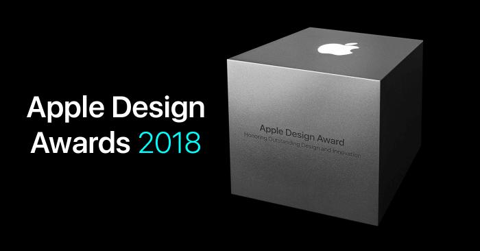 Íme az Apple Design Award 2018 díjazottjai