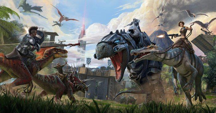 ARK: Survival Evolved - élj túl a dinoszauruszok közt
