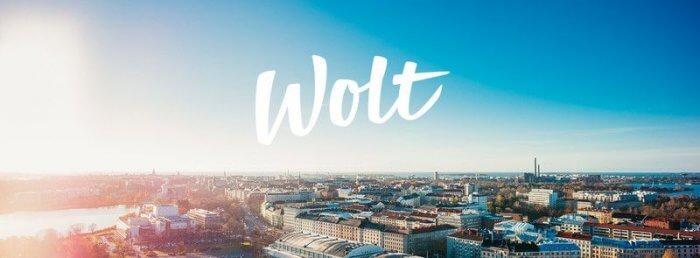 WOLT házhoz szállítás, Budapest
