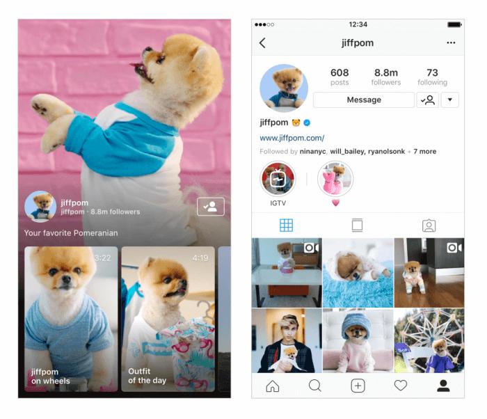 IGTV – az Instagram új videóplatformja