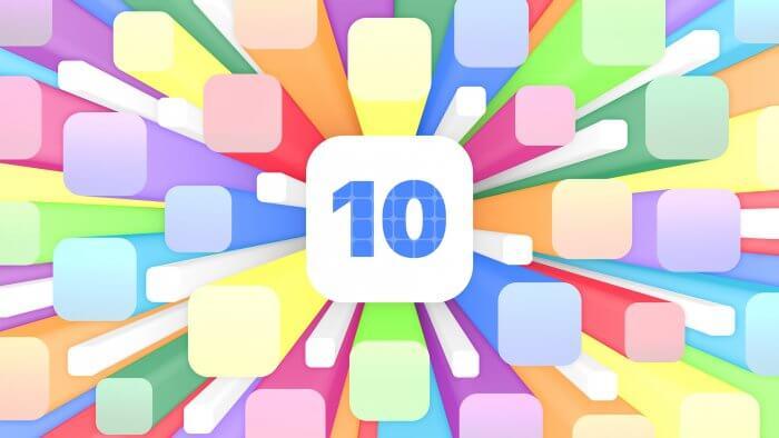 10 éves az App Store