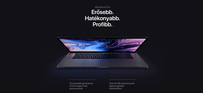 2018 Touch Bar Retina MacBook Pro